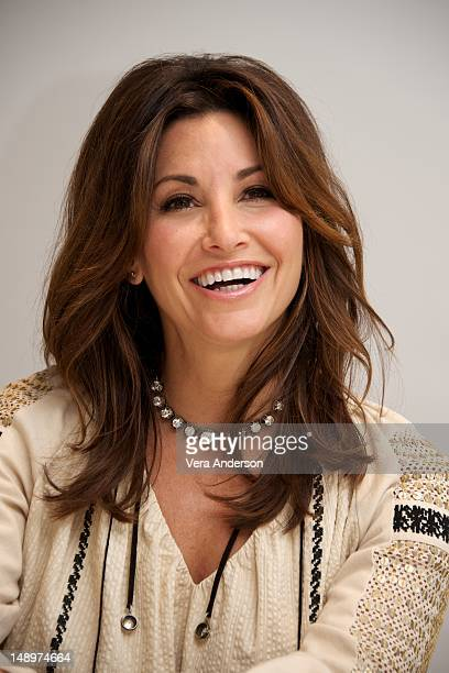 Gina Gershon at the 'Killer Joe' Press Conference at the Four Seasons Hotel on July 18 2012 in Beverly Hills California