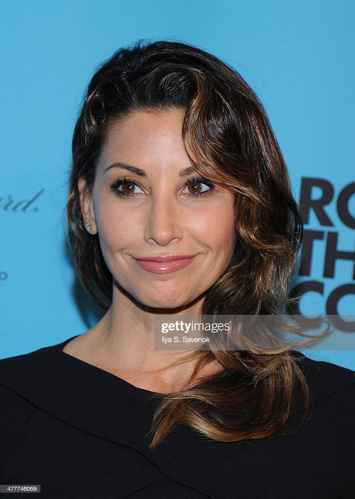 Gina Gershon attends Roundabout Theatre Company's 2014 Spring Gala at Hammerstein Ballroom on March 10, 2014 in New York City.