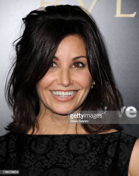 Gina Gershon attends Save The Children's US Programs And Artists For Peace And Justice Hosted By Bulgari on January 13 2011 in Beverly Hills...
