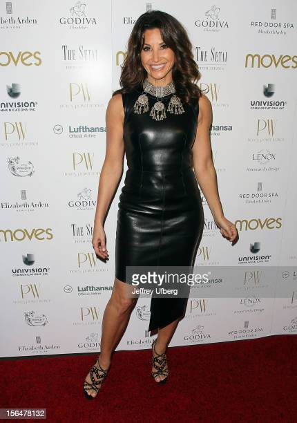 Gina Gershon attends the 2012 Moves Power Women Awards Gala at The Setai Fifth Avenue on November 15 2012 in New York City