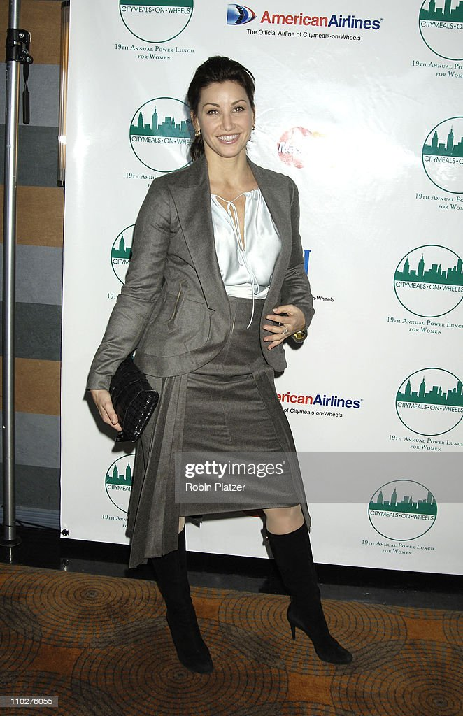 "19th Annual Citymeals-on-Wheels ""Power Lunch for Women"" - Arrivals"