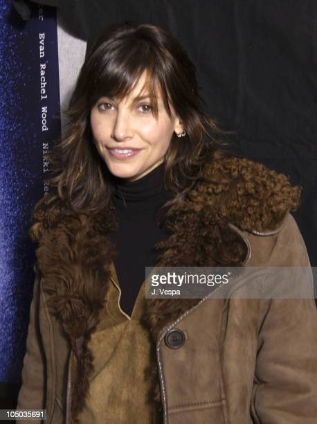 Gina Gershon during 2003 Sundance Film Festival Gina Gershon Portraits at Eccles in Park City UT United States