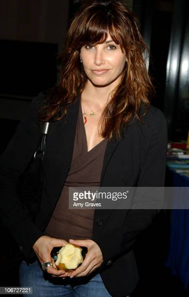 Gina Gershon during 2004 Los Angeles Film Festival Z Channel A Magnificent Obsession Screening at Directors Guild of America in Los Angeles...