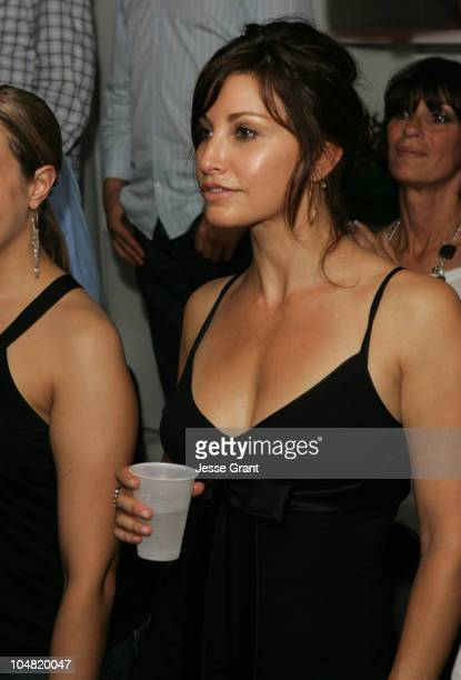 Gina Gershon during 2005 Toronto Film Festival HD Net Films Party at Premiere Lounge at Club Monaco in Toronto Canada