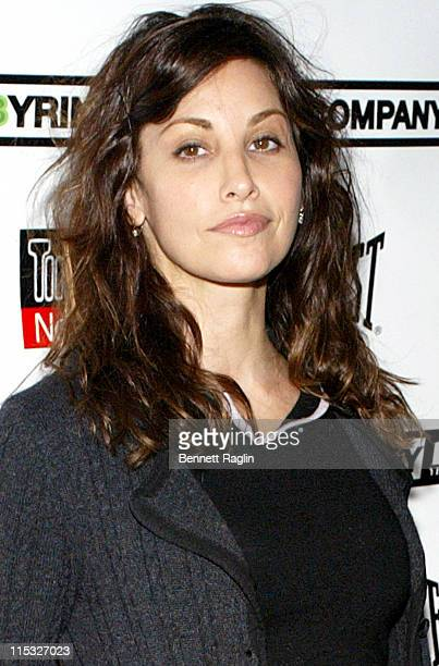 Gina Gershon during 4th Annual LAByrinth Theater Company Celebrity Charades at The Downtown Auditorium in New York City New York United States