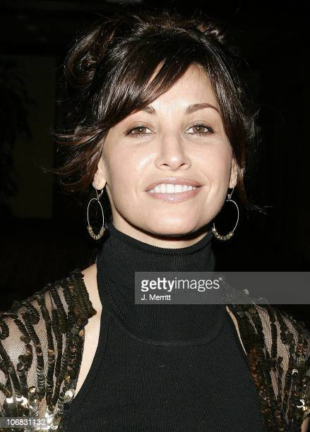 Gina Gershon during 5th Annual Project ALS Benefit Gala Honoring Ben Stiller Hosted by Chambord Cocktail Room at The Westin Century Plaza Hotel in...