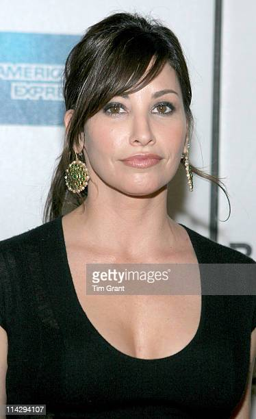 Gina Gershon during 5th Annual Tribeca Film Festival Magnolia Pictures/HDNET Films One Last Thing Premiere at AMC Loews Lincoln Square The Premiere...