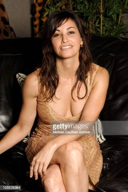 Gina Gershon during CineVegas Film Festival 2005 Showgirls Portraits at Brenden Celebrity Suite in Las Vegas Nevada United States