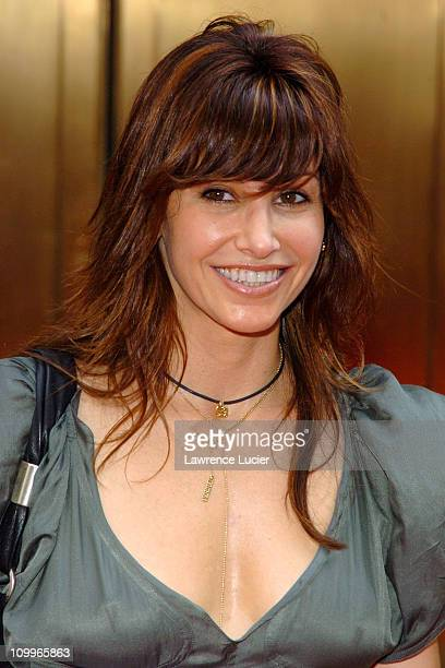 Gina Gershon during Harry Potter and the Prisoner of Azkaban New York Premiere Arrivals at Radio City Music Hall in New York City New York United...