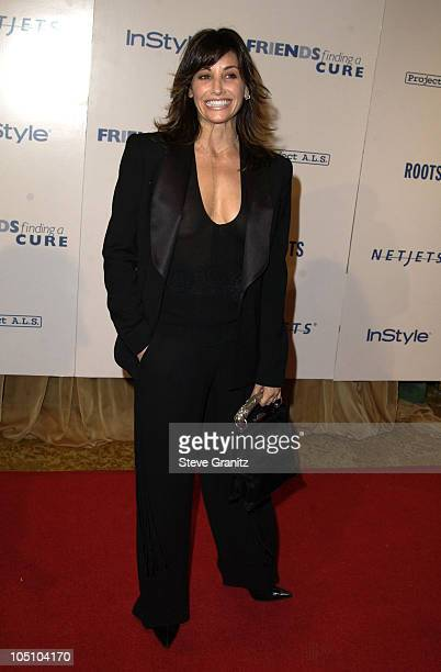 Gina Gershon during Producer Brad Grey Honored at Project ALS 'Friends Finding A Cure' at Regent Beverly Wilshire Hotel in Beverly Hills California...