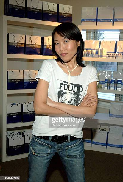 "Gina Kim, Director of ""Never Forever"" at Neutrogena"