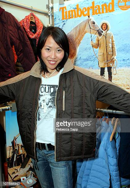 "Gina Kim, Director of "" Never Forever"" at Timberland"