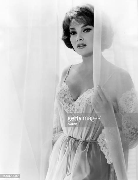 Gina Lollobrigida Italian actress