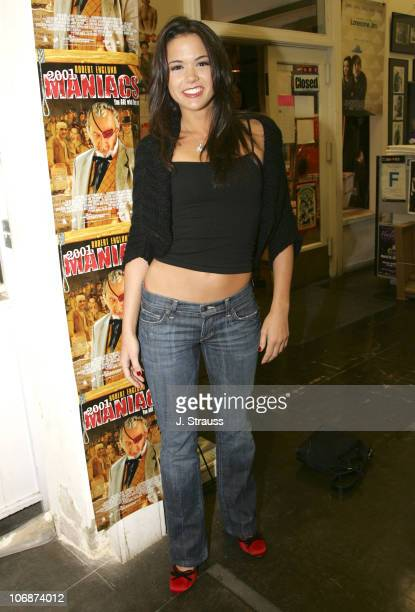 Gina Marie Heekin during '2001 Maniacs' DVD Release Party and Cast Signing at Hollywood Book Poster March 29 2006 at Hollywood Book Poster in...