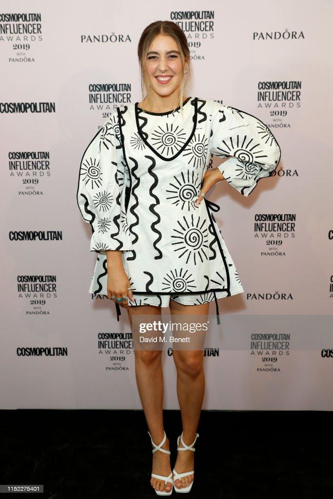 Cosmopolitan Influencer Awards with PANDORA 2019 : News Photo