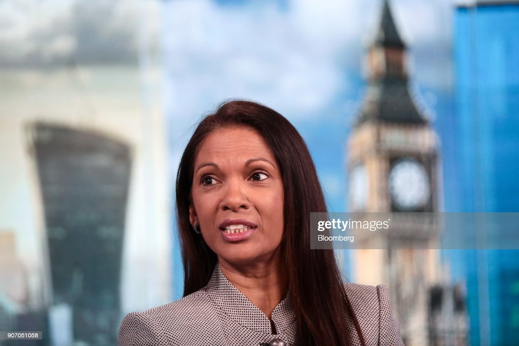 SCM Private LLP Founding Partner Gina Miller Interview : News Photo