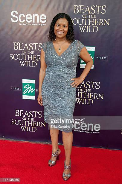 """Gina Montana attends the """"Beasts of the Southern Wild"""" premiere at The Joy Theater on June 25, 2012 in New Orleans, Louisiana."""