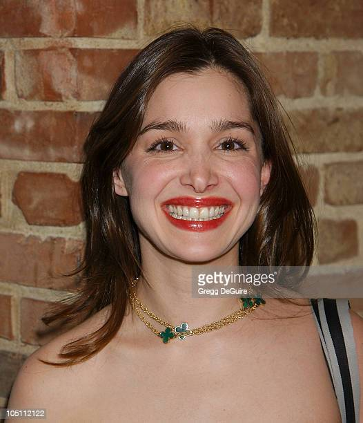 Gina Philips during Screening of Independent Film Channel's Original series Running With The Bulls at Cinespace in Hollywood California United States