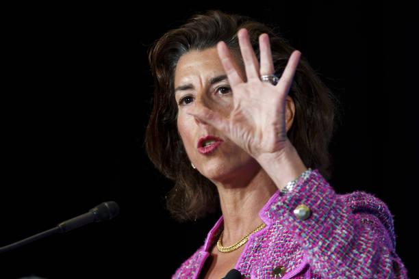 DC: Economic Club Interview With Commerce Secretary Gina Raimondo