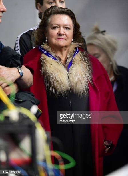 Gina Rinehart during day five of the 2019 Australian National Swimming Championships at SA Aquatic Leisure Centre on April 11 2019 in Adelaide...