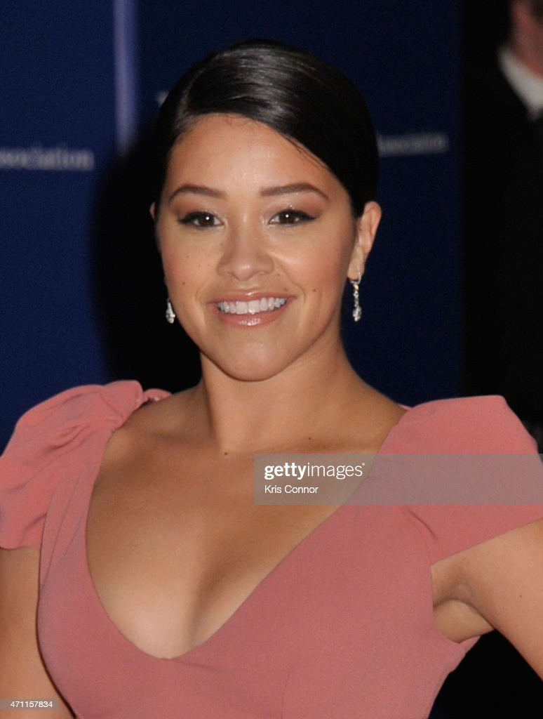 Gina Rodriguez attends the 101st Annual White House Correspondents' Association Dinner at the Washington Hilton on April 25, 2015 in Washington, DC.