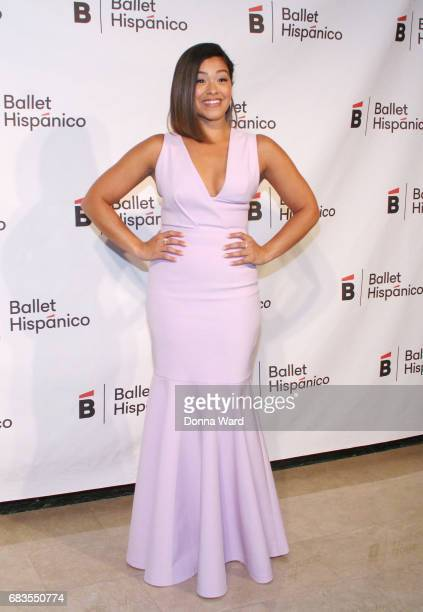 Gina Rodriguez attends the Ballet Hispanico 2017 Carnaval Gala at The Plaza Hotel on May 15 2017 in New York City