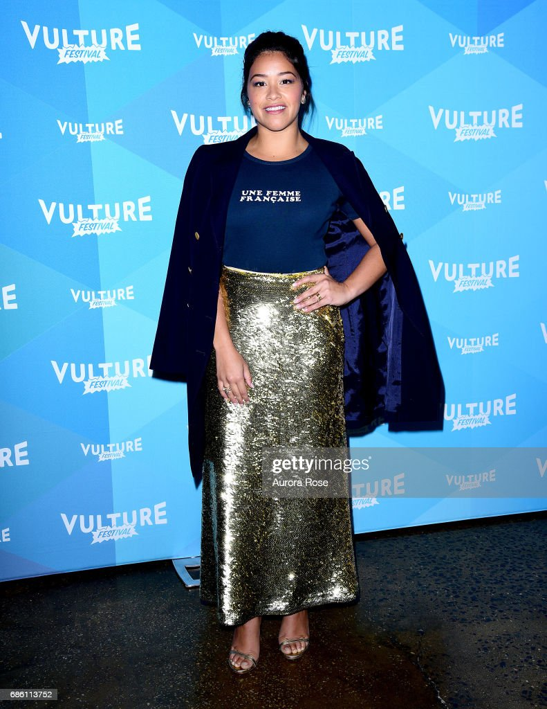 Gina Rodriguez attends the 'Jane The Virgin' Screening during the Vulture Festival at Milk Studios on May 20, 2017 in New York City.