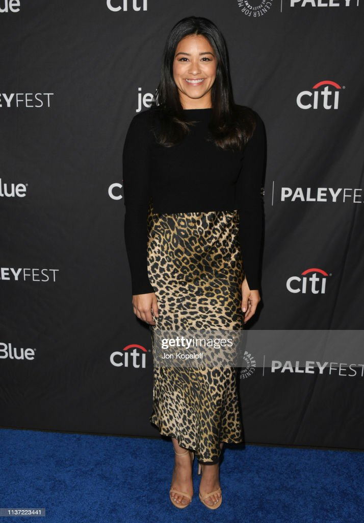 """CA: The Paley Center For Media's 2019 PaleyFest LA - """"Jane The Virgin"""" And """"Crazy Ex-Girlfriend"""": The Farewell Seasons"""
