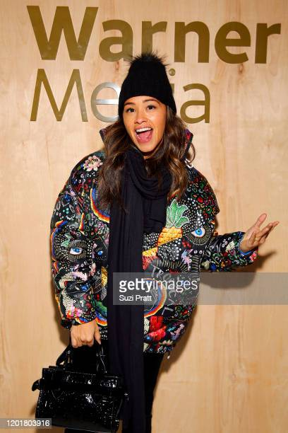 Gina Rodriguez attends the WarnerMedia and ATT Sundance KickOff Party at Lateral on January 24 2020 in Park City Utah 731296