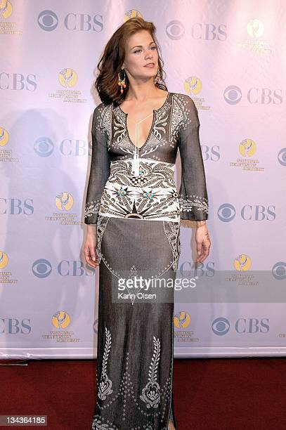 Gina Tognoni during 32nd Annual Daytime Emmy Awards Press Room at Radio City Music Hall in New York City New York United States