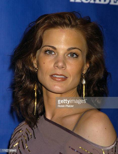 Gina Tognoni of Guiding Light during 32nd Annual Academy of Television Arts Sciences Daytime Creative Arts Emmy Awards Arrivals at The Marriott...