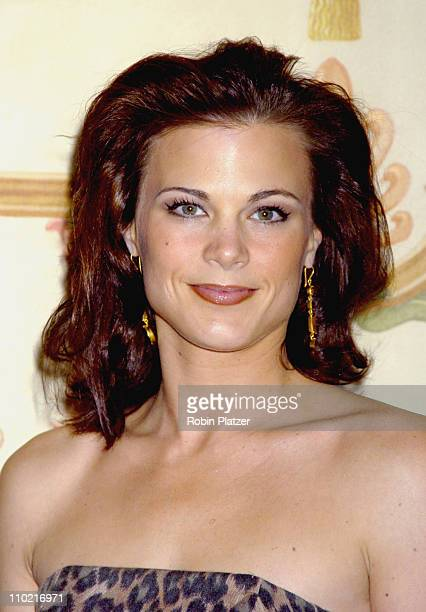Gina Tognoni of 'Guiding Light' during 57th Annual Writers Guild Awards New York Arrivals at The Pierre Hotel in New York City New York United States