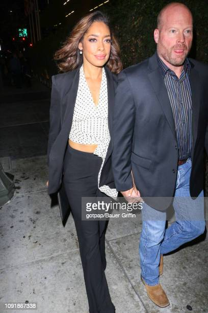 kevin wright gina torres gina torres stock photos and pictures getty images 5567