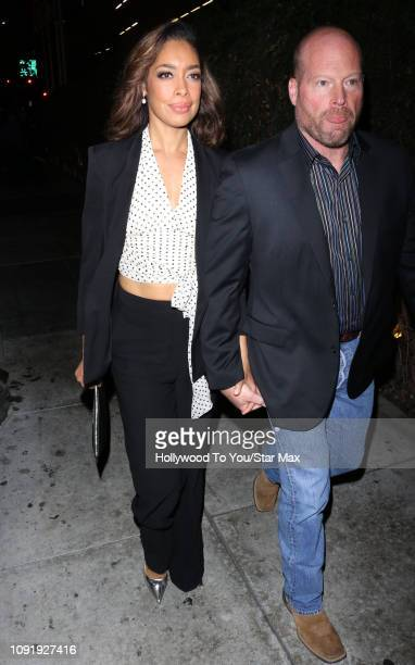 kevin wright gina torres gina torres stock photos and pictures getty images 5130