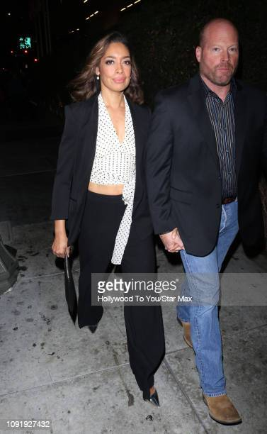 kevin wright gina torres kevin wright stock photos and pictures getty images 518