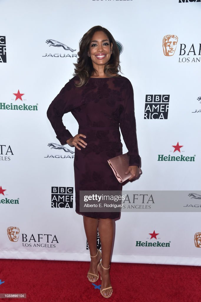 Gina Torres attends BAFTA Los Angeles + BBC America TV Tea Party 2018 at The Beverly Hilton Hotel on September 15, 2018 in Beverly Hills, California.