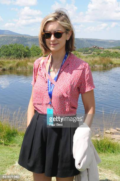 Gina Welch attends the Telluride Film Festival 2017 on September 1 2017 in Telluride Colorado