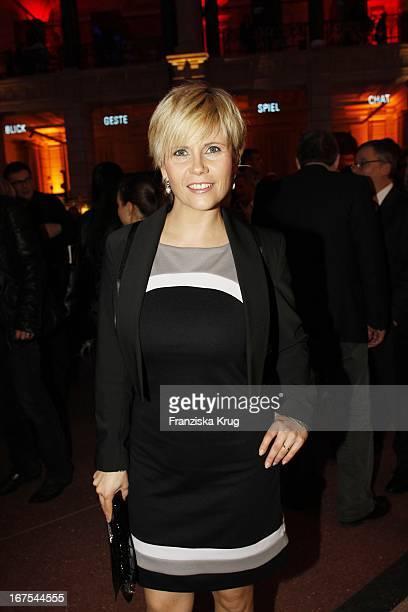 Gina Wilde Bei Der Ard Blue Hour Opening Party Bei Der 60 Berlinale In Berlin