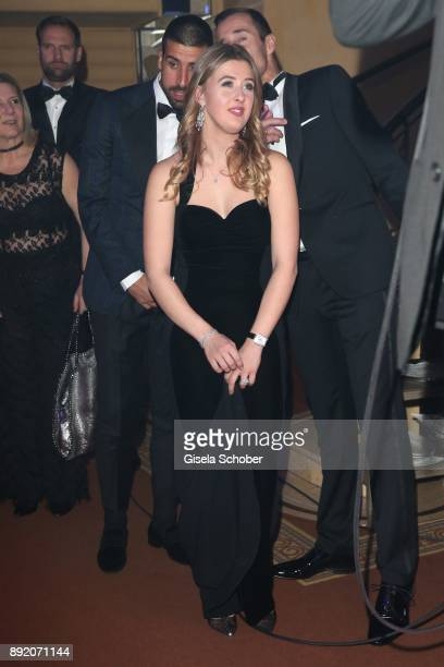 GinaMaria Schumacher daughter of of Michael Schumacher during the Audi Generation Award 2017 at Hotel Bayerischer Hof on December 13 2017 in Munich...