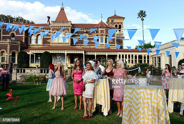 MELBOURNE 'Gina's New Shoes' Episode 209 Pictured Gamble Breaux Gina Liano Pettifleur Berenger Janet Roach