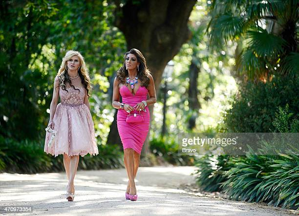 MELBOURNE 'Gina's New Shoes' Episode 209 Pictured Gamble Breaux Gina Liano