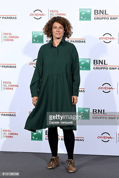 Ginevra Elkann attends a photocall for 'Captain Fantastic' during the 11th Rome Film Festival at Auditorium Parco Della Musica on October 17 2016 in...
