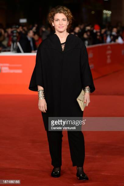 Ginevra Elkann attends 'Dallas Buyers Club' Premiere during The 8th Rome Film Festival on November 9 2013 in Rome Italy
