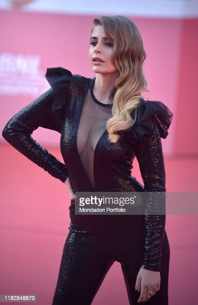Ginevra Lambruschi at Rome Film Fest 2019 Rome October 19th 2019