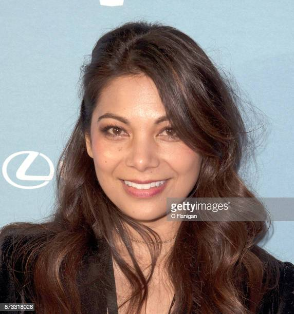 Ginger Garcia attends the Festival Gala at CIA at Copia during ithe 7th Annual Napa Valley Film Festival on November 11 2017 in Napa California