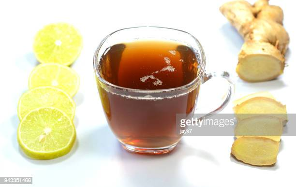 Ginger Lemon Black Tea
