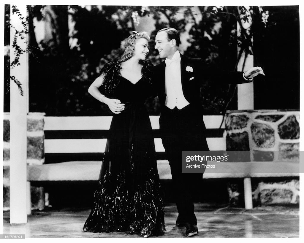 Ginger Rogers Dancing With Fred Astaire In A Scene From The Film News Photo Getty Images