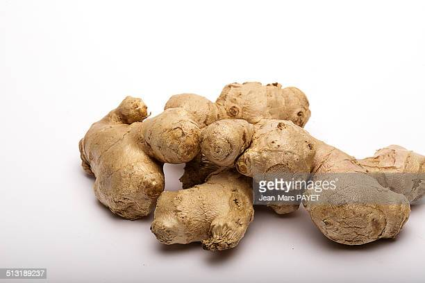 ginger root - jean marc payet stockfoto's en -beelden