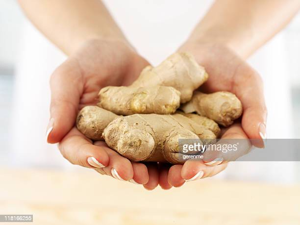 ginger roots - ginger spice stock pictures, royalty-free photos & images