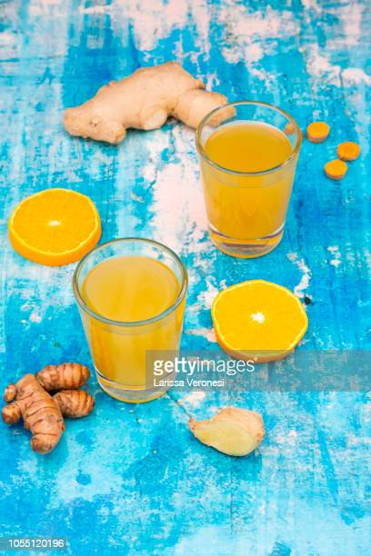 Ginger Shots